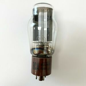 5R4GY RCA 'DOUBLE D' GETTER NOS VALVE TUBE
