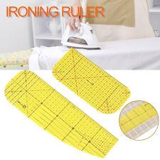 Clothing Making Sewing Supplies Patchwork Measuring Tool Ironing Ruler DIY