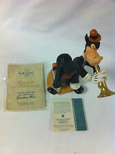 WDCC Symphony Hour -  Horace's High Notes RETIRED Wheel Mark *MIB*
