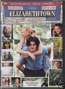 Elizabethtown (DVD 2006) Orlando Bloom, Kirsten Dunst