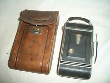 VINTAGE 1930'S BETTAX PRONTOR PAUL ZEH GERMANY RADIONAR 105 MM FOLDING CAMERA