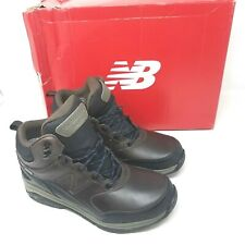 New Balance Mens MW1400DB Waterproof Brown Trail Hiking Shoes Boots US 8 EE