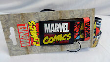 Marvel Comics Superhero Belt - Enamel Buckle  - Men's M 38 - 44 waist - BNWT