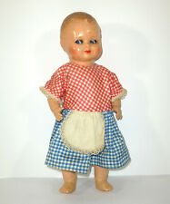 Alte Puppe um 1920 mechanischer Stimmkörper
