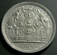 Archdiocese of Paderborn Clemens August of Bavaria,Medal  1719 - 1761 copy