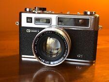 Yashica Electro 35 GS 35mm Camera 45mm Lense 1:17