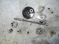 2003 KTM 450 MXC Engine Oil Pump Shaft Gear Impellers Asm 400 520 525 EXC SX XC