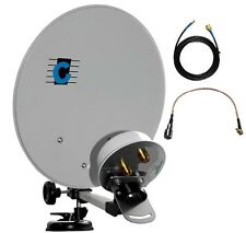 Dual Mobile Broadband Aerial Antenna Booster Huawei E398 1800-2100Mhz TS9 20dBi