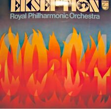 ++EKSEPTION royale philharmonique orchestra LP PHILIPS ave maria/monlope VG++