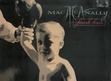 MAC McANALLY LP ALBUM FINISH LINES