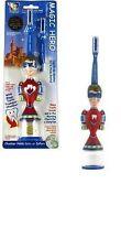 Magic Hero Toothbrush Tooth Fairy Container Transport Chamber Kids Children's