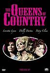The Queens of Country (DVD, 3-Disc Set, Region Free, 2009, NEW)