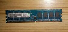 Ramaxel 1GB 1RX8 DDR2-800Mhz PC2 6400 RML1520EC48D7W-800 NON ECC DESKTOP RAM