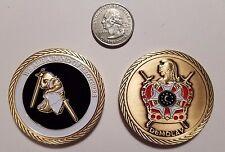 C-100 DeMolay Coin Masonic FreeMasonry Lodge Mason