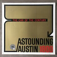 Undated Austin 1800 original Australian sales brochure