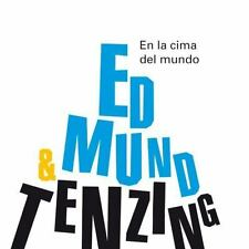 Edmund & Tenzing: En la cima del mundo (Los más grandes) (Spanish-ExLibrary