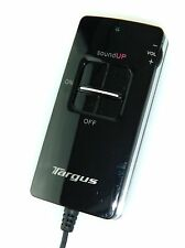 TARGUS soundup SUONO Enhancer-MP3 iPod-Powered AURICOLARE AUDIO SPLITTER 3.5 mm