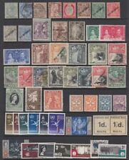 MALTA QV's TO 1960's MINT & USED (ID:479/D59957)