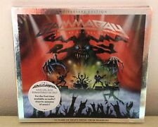 2 CD GAMMA RAY - HEADING FOR THE EAST - ANNIVERSARY EDITION - NUOVO NEW