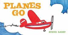 Planes Go (Board Book)