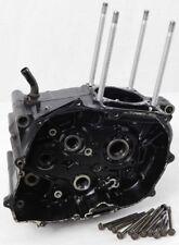 1988 Genuine Honda NX250 OEM Factory Engine Cases Matched Left & Right Hardware