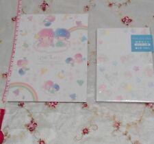 Sanrio Little Twin Stars Kiki & Lala Letter Set Brand-New JAPAN