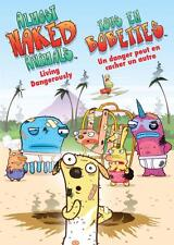 Almost Naked Animals - Living Dangerously  (DVD)  NEW