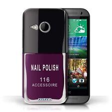 Étuis, housses et coques violets HTC One pour téléphone mobile et assistant personnel (PDA) HTC