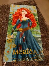 Disney's Merida Towel From The Disney Store