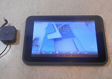 """HP Pro Slate 10 EE G1 Android Tablet 10.1"""" 1.33GHz 8GB Storage with charger"""