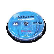 40 AONE BLU-RAY DISC BIANCO INKJET PRINTABLE 25 GB 4x bdr25gb bdr25gb BDR 25 GB
