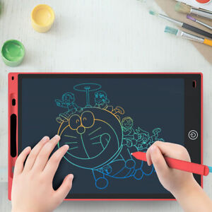 "8.5'' 10"" 12'' inch LCD Writing Drawing Tablet Colorful Screen Electronic Board"