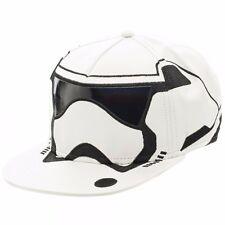 Star Wars The Force Awakens Trooper Stormtrooper Bigface Snapback Hat