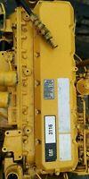 Cat 613C Scraper - Caterpillar 3116 Turbo Diesel Engine - Runs Perfect - Used