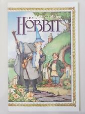 JRR TOLKIEN THE HOBBIT Prestige Format #1-3 (1989) ECLIPSE FULL COMPLETE SERIES!