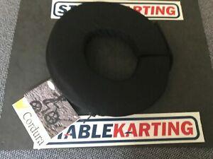 Go Kart - Kartech Neck Brace Senior 25mm Black - NEW