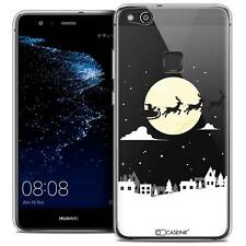 """Coque Crystal Gel Pour Huawei P10 LITE (5.2"""") Souple Noël 2017 Flying Stanta"""