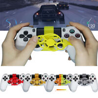 New Mini Steering Wheel Replacement For Sony PS4  Controller Racing Driving Game