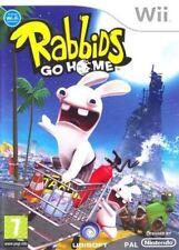 Rabbids Go Home - Nintendo Wii