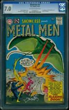 Showcase 37 CGC 7.0 Silver Age Key DC Comic 1st Appearance Metal Men IGKC L@@K