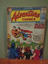Adventure Comics #234 Superboy Aquaman Green Arrow Silver Age 1957 2.5