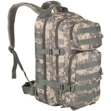 Mil-tec - Camouflage militaire Armée Sac À dos US Assault Pack 20l Molle at di