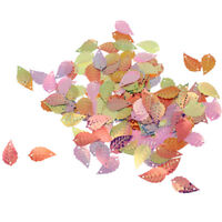 Pack of 15g Metalic Leaf Table Confetti Sprinkles Party DIY Decoration