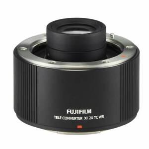 Fujifilm Fujinon XF 2.0 X TC WR 2X Teleconverter Duplicatore