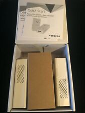 NETGEAR PLP2000  Powerline Adapter 2000Mbps - Pack of 2 - Perfect New Condition!