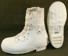 BATA US Military MICKEY MOUSE BUNNY BOOTS -30° USGI White 8 W REPAIRED NEW