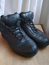 Timberland Herren Stiefel Schuhe  Gr 39 echt Leder schwarz NP 154€ kaum getragen