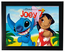 1 Lilo and Stitch Movie Birthday Party Favor Personalized 8x11 inch Wall Print