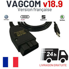 VAGCOM VCDS 18.9 français - VW, AUDI, SEAT, SKODA  sans marque