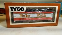 "Tyco Baby Ruth boxcar Reefer - ""40 Foot"" Baby Ruth Car - NIB"